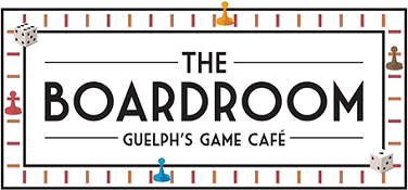 The Boardroom - Guelph's Game Cafe